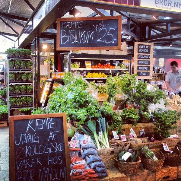 Copenhagen Market by Juliet_Searle_Moran