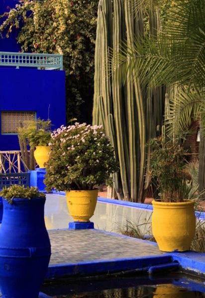 Majorelle Gardens Marrakech small