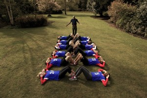bmf group sit ups