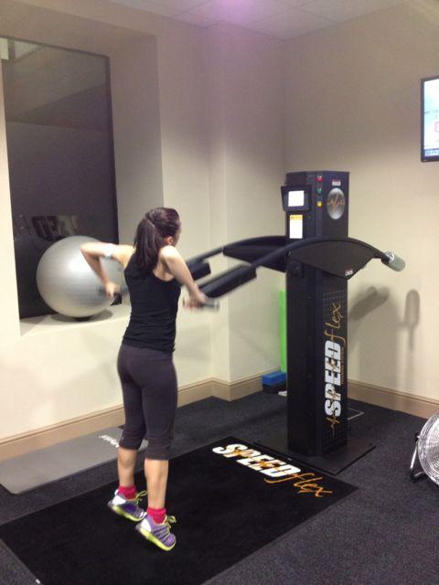 The new Speedlfex training - Healthista