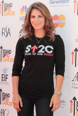 Jillian Michaels at 'Stand Up To Cancer' Fundraising Event
