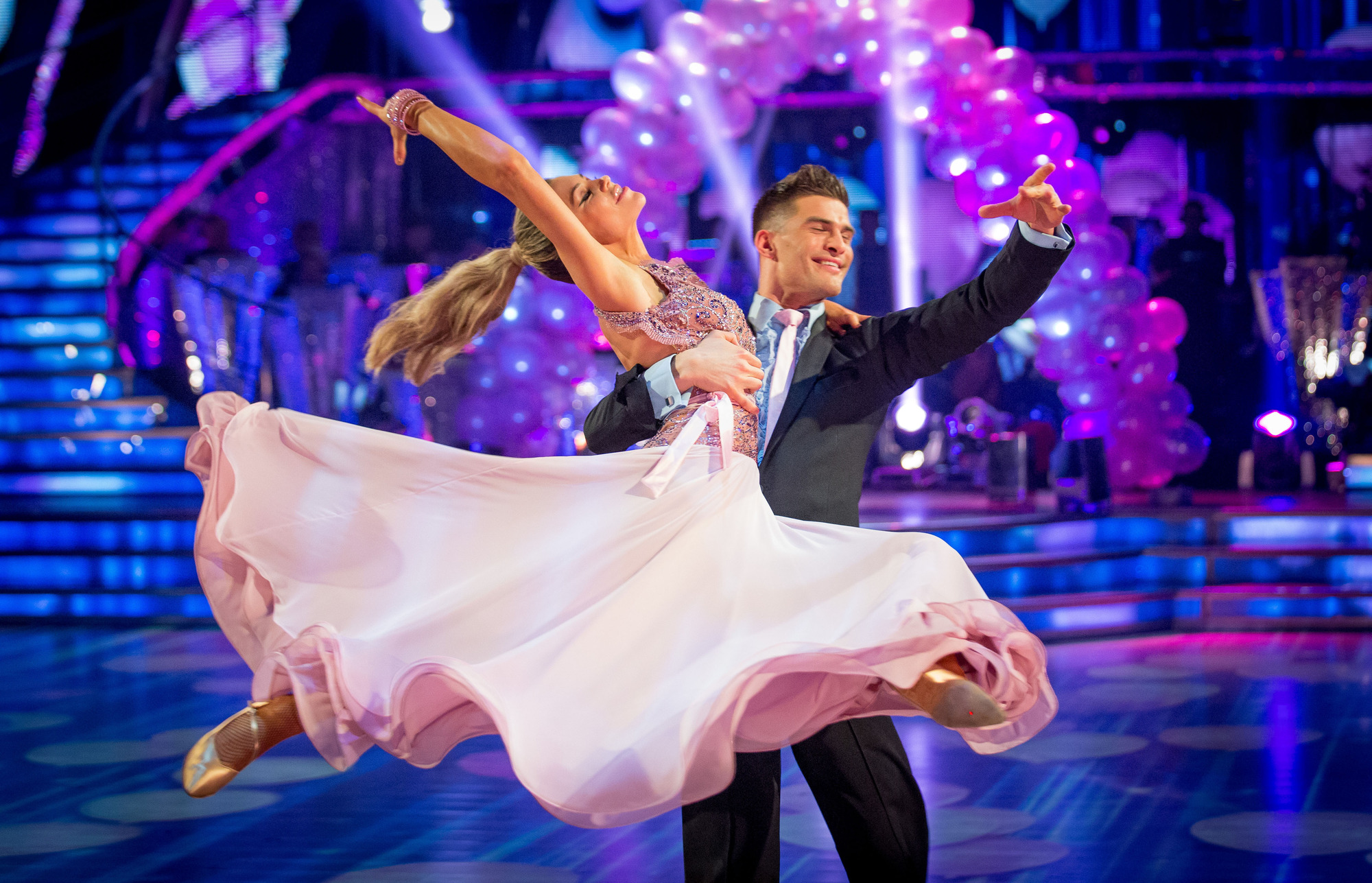 Strictly Dance Diary One Last Waltz Healthista