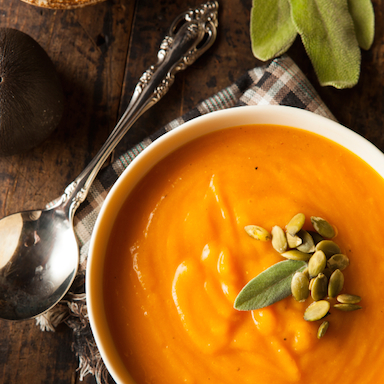 butternut-soup-flu-fighting-soup-recipe-by-Dale-Pinnock-for-Healthista.com-trailer