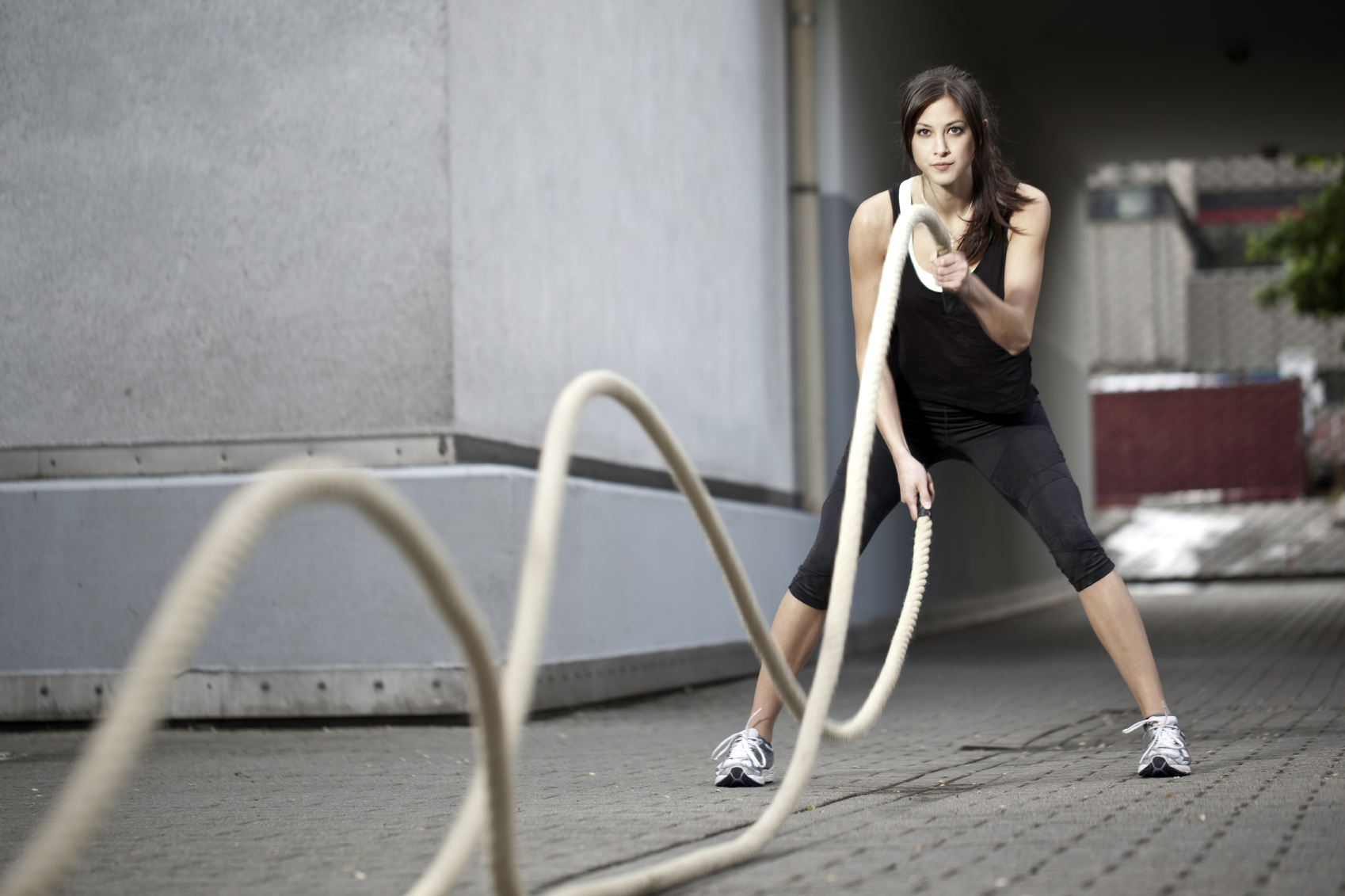 The rise of rope training - Healthista