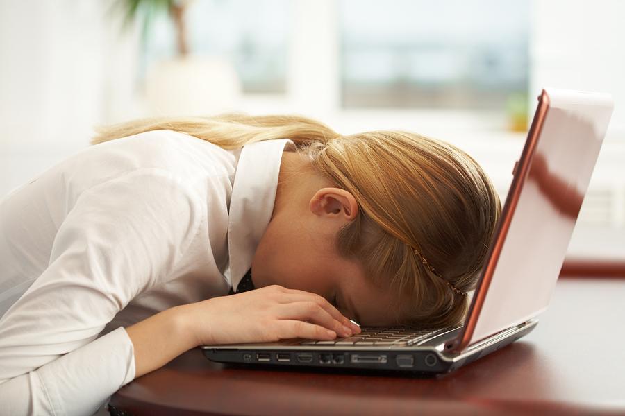 evitare di essere perennementa stanchi