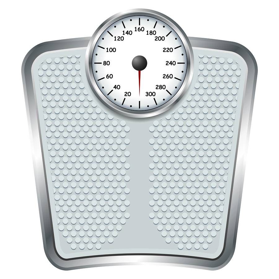 Day #11 Weigh yourself once a week - Healthista