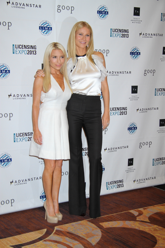 Gwyneth's trainer Tracy Anderson's new workout DVD for ...