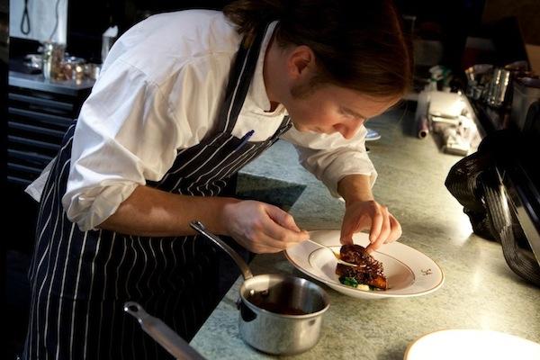 34 - Head Chef Paul Brown