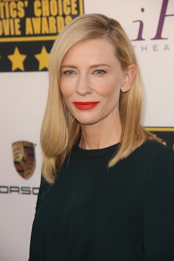 Cate Blanchett Red Hair Bandits Which Short Hairstyle Is Right For