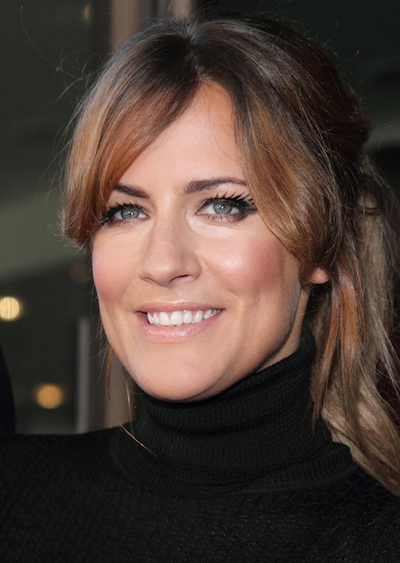 Caroline Flack Reveals Beauty Products Behind Her Glowing