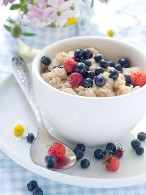 Porridge-Berries