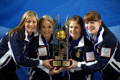 Team Muirhead Sochi 2014 Picture: Twitter @Team_Muirhead