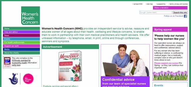 womens health concern