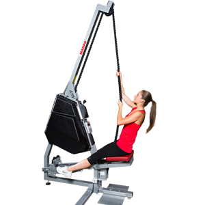 rope exercise machine