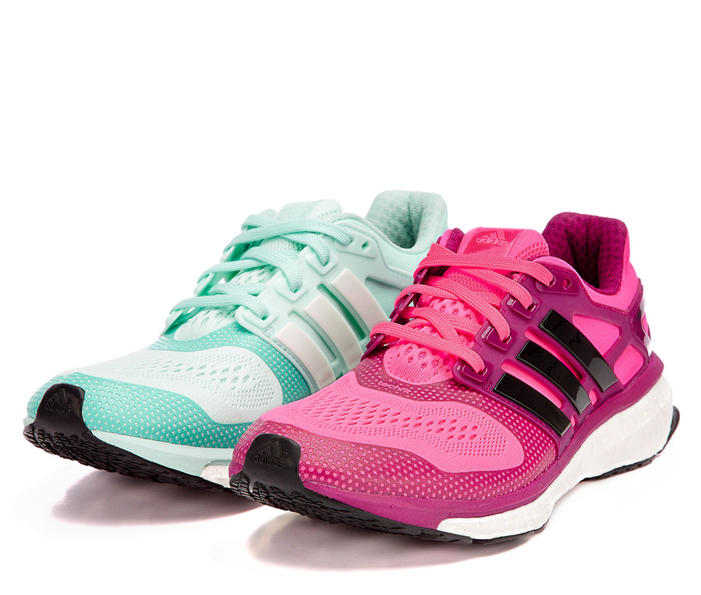 Adidas SS15 Womens Energy Boost Running Shoes - Cushion