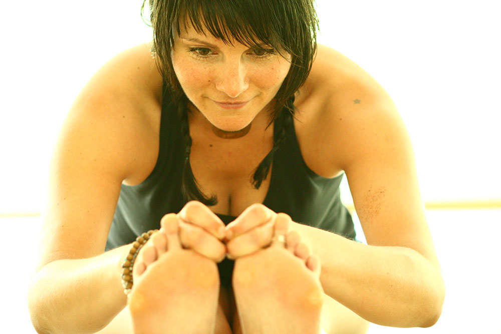 how to teach hot yoga