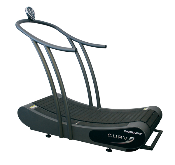 The New Curved Treadmill That Burns 30 Per Cent More
