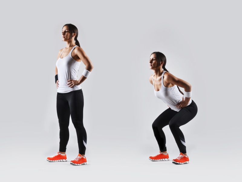 The one exercise that gives you a great bum, thinner ...