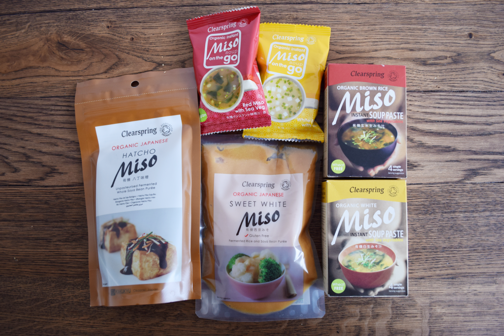 clearspring miso soup, best healthy snacks by healthista.com