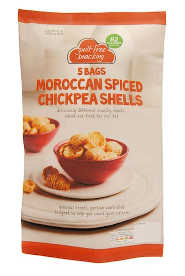 Moroccan Spiced Chickpea Shells, 6 body trends to watch in February, by Healthista.com