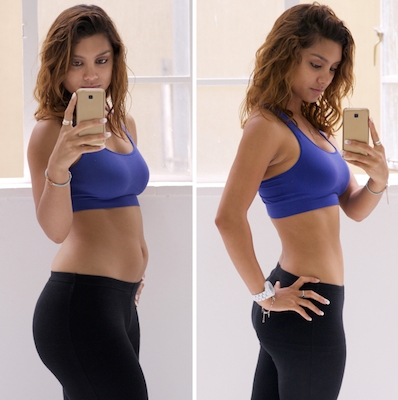 Before And After Make A Healthy Selfie With This New App By Healthista