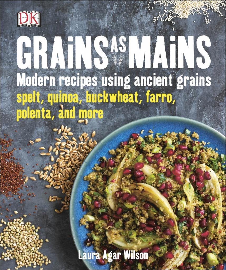 grains as mains book, best luscious cookbooks of the year by healthista.com
