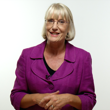 Glenville screengrab, Breast tenderness - this week's tip with Dr Marilyn Glenville by Healthista.com