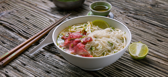 Pho, Best healthy restaurants in London - Healthista eats Charlotte Dormon reveals what she ate this week, by Healthista.com