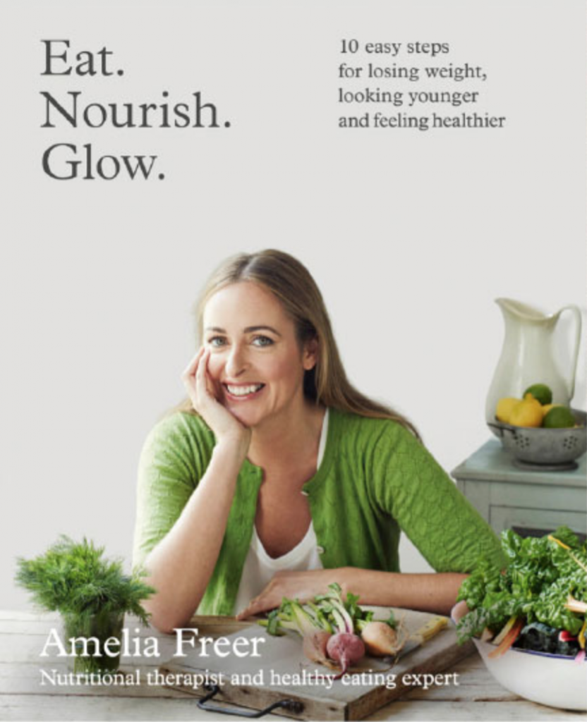 eat nourish glow, best luscious cookbook of the year by healthista.com