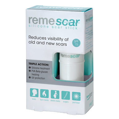 remescar silicone scar stick, things we love by healthista.com