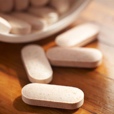 spilled tbalets, best supplements for fertility by healthista.com