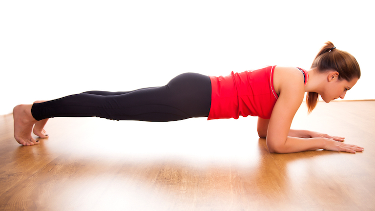 Kết quả hình ảnh cho HOW PLANKING IS GREAT FOR OVERALL HEALTH & HOW YOU SHOULD DO IT