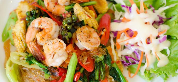 Easy thai salads recipes