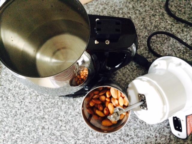 nut milk machine