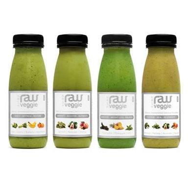 nosh detox raw green veggie juice review