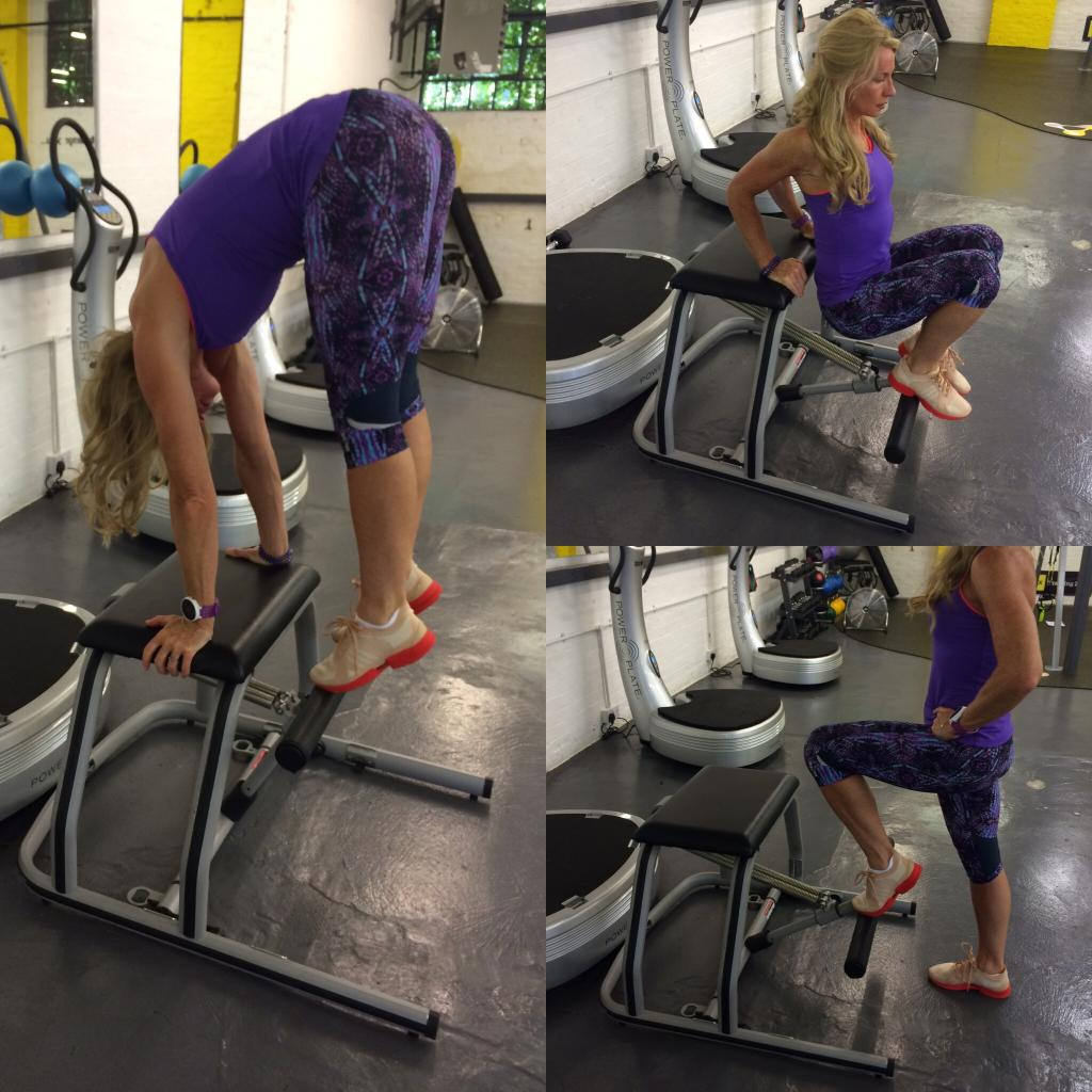The reformer pilates chair, by healthista.com