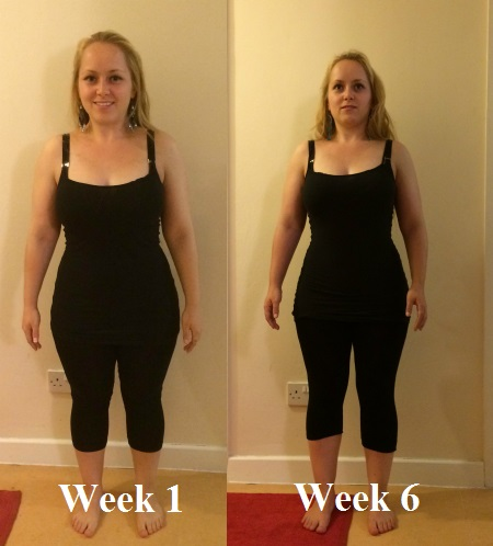 Body makeover: Week 6 on Joe Wicks' plan - 5 kilos lost ...