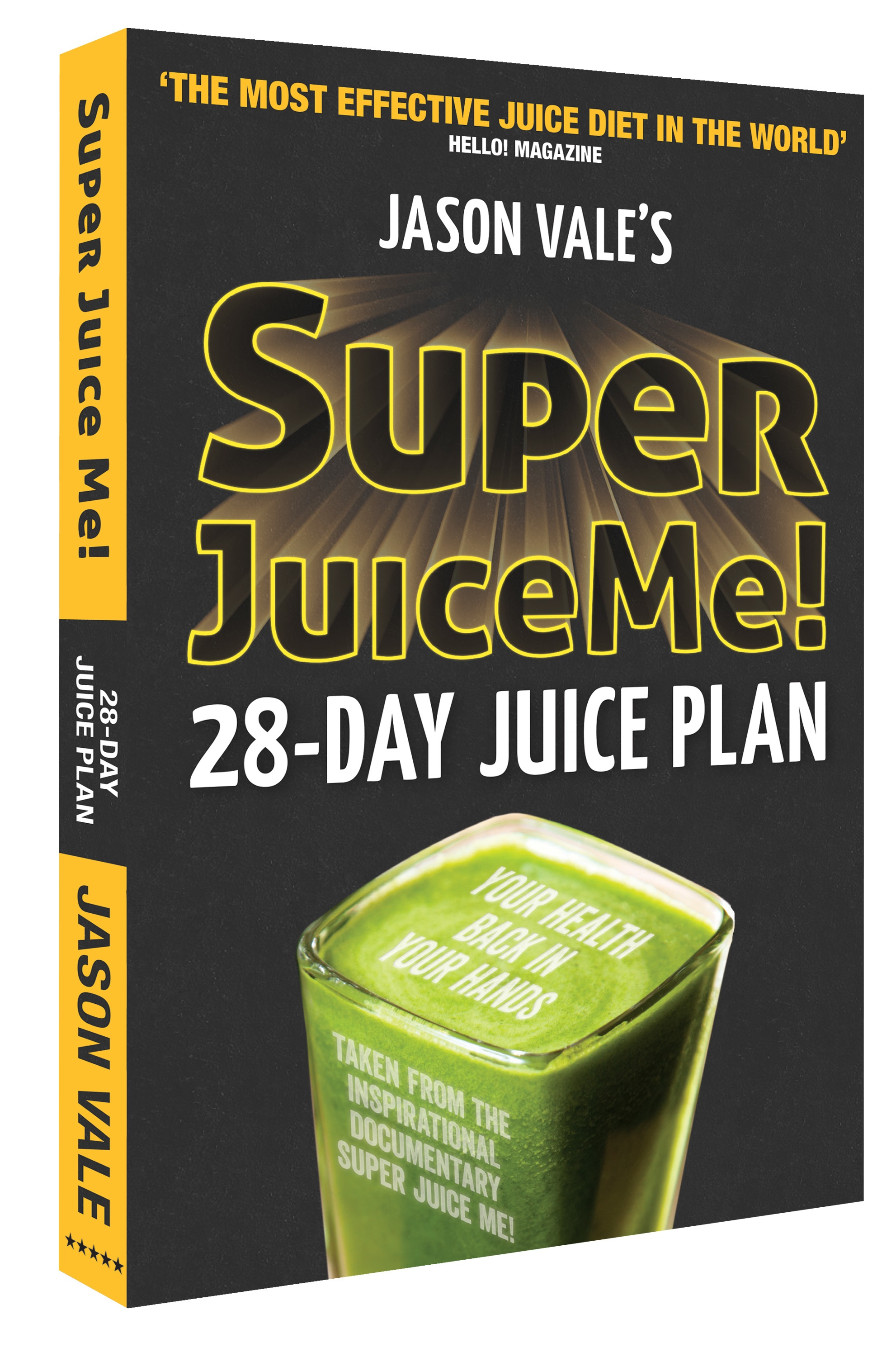 Jason Vale Retro Slow Juicer Reviews : Juicing for weight loss - the ultimate beginner s guide to getting started from the UK s top ...