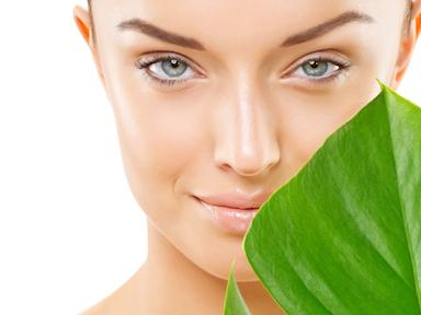 pretty-lady-with-leaf-7-things-you-didnt-know-about-organic-beauty-by-healthista.com