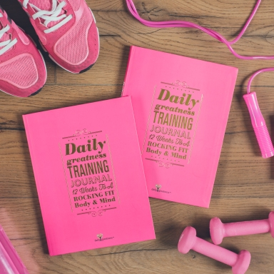 fitness journal best fitness gifts this Christmas