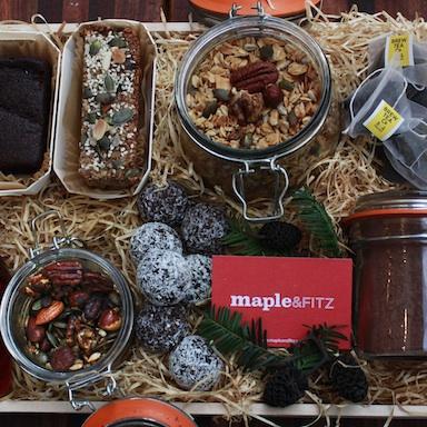 hamper, xmas gift guide, by healthista.com