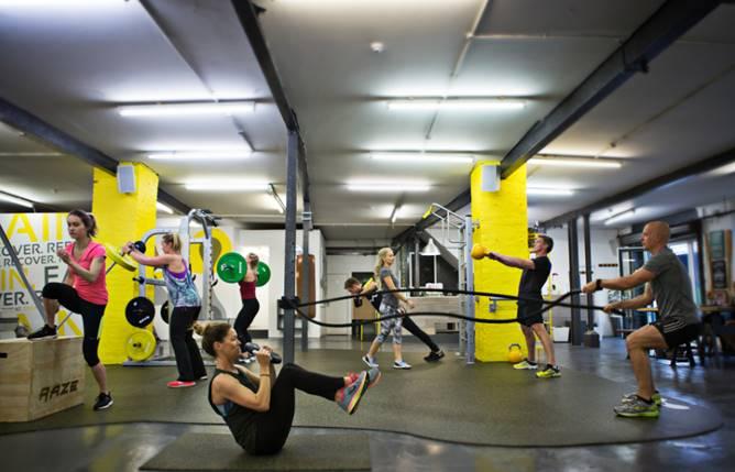 hiper zone 8 fitness trends