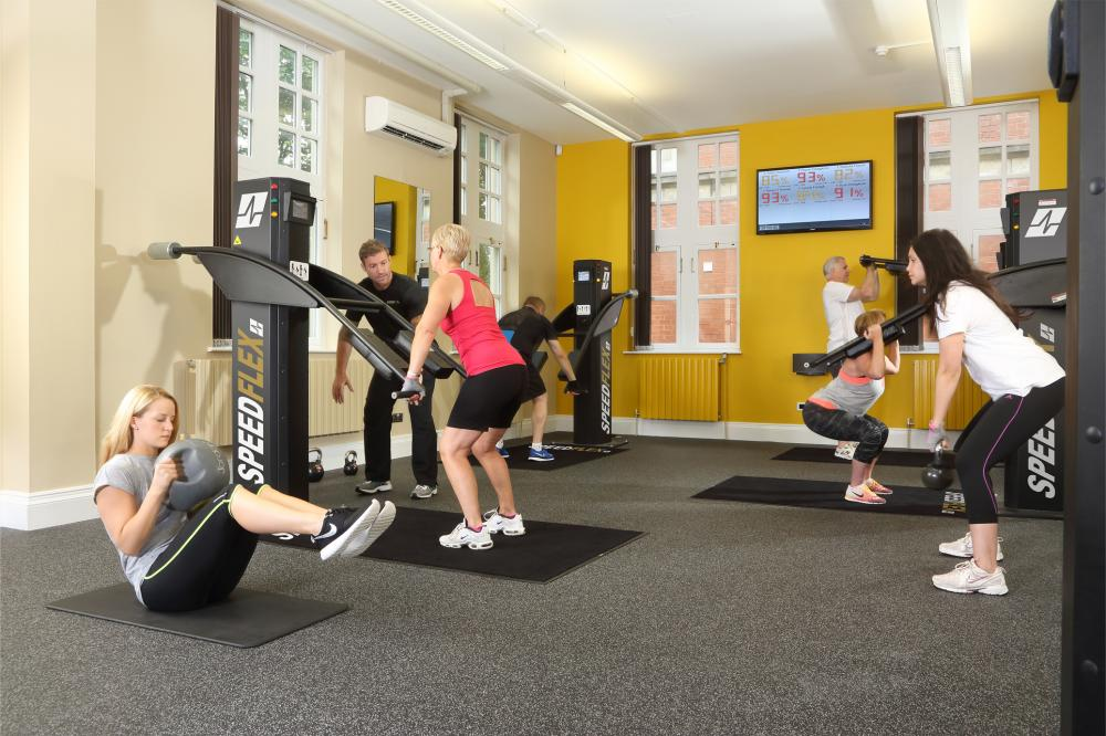 speedflex class 8 fitness trends