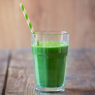 green smoothie recovery protein shake (2)