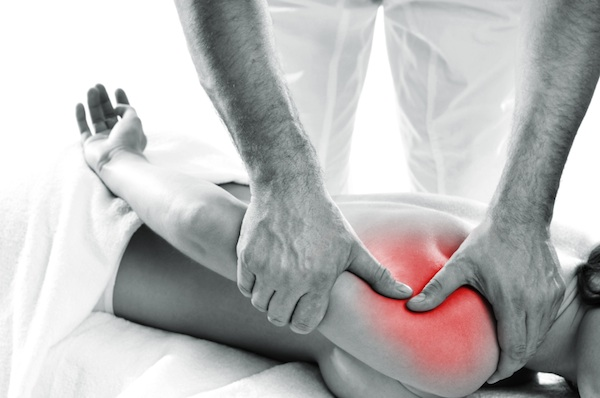 What are some things that could cause muscle pain in the right arm?
