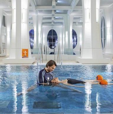 Haki yoga massage, spa bath, by healthista.com