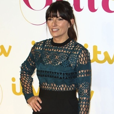 Davina Mccall at the 2015 ITV Gala - Arrivals, 5 week fit, by healthista