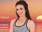 Roxy Shahidi Beginners Yoga DVD cover