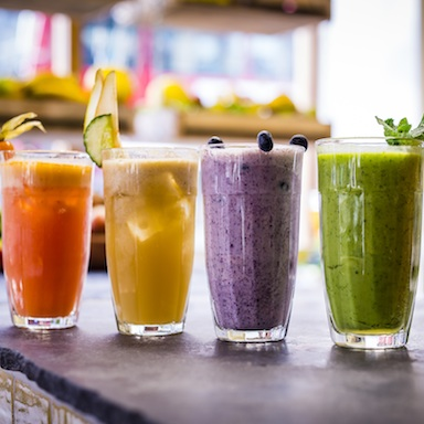 Smoothies, 4 healthy restaurants, by healthista