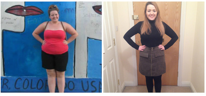 lost over five stone with a £4.99 weight loss app' - Healthista